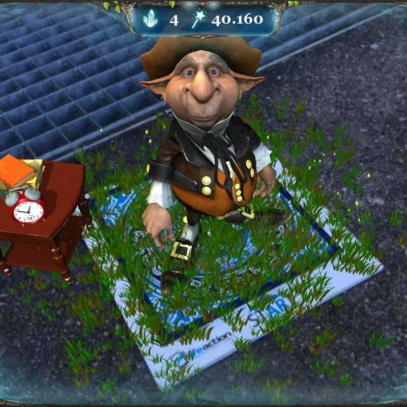 Programe team building cu realitate augmentata Portalul Magic